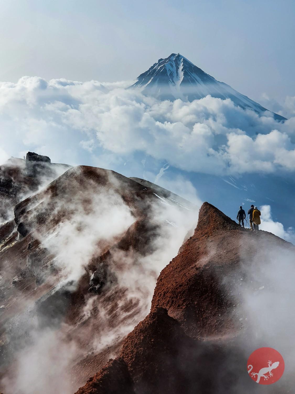 Карякский вулкан